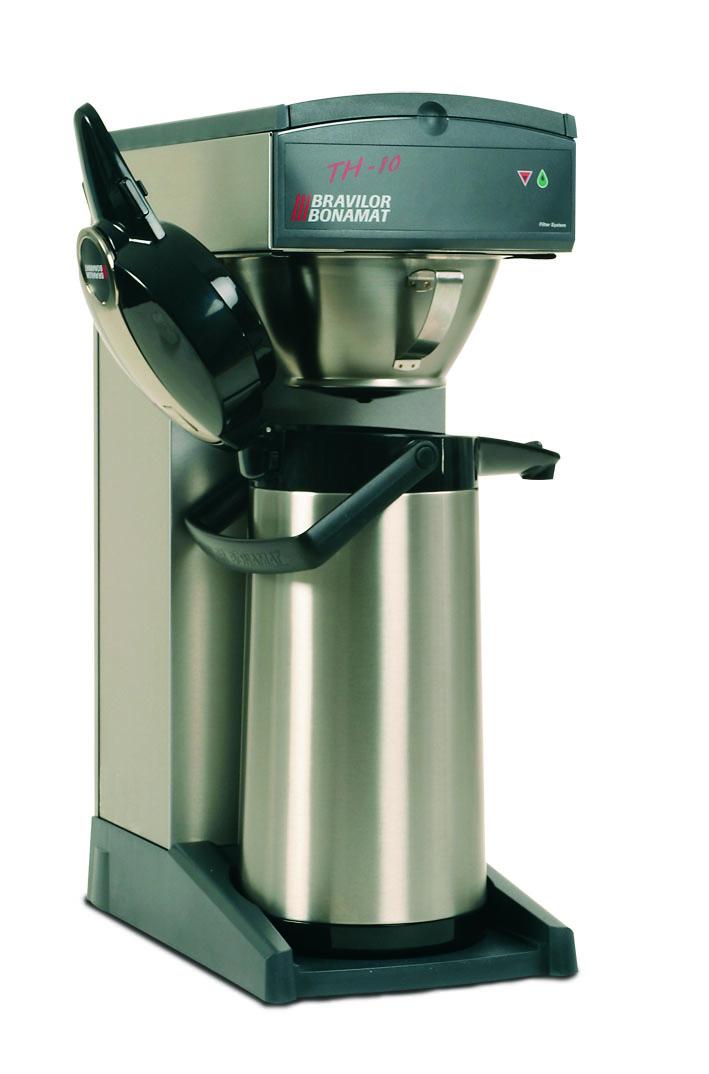 TH 20 | TH series | Quick filter machines | Bravilor Bonamat