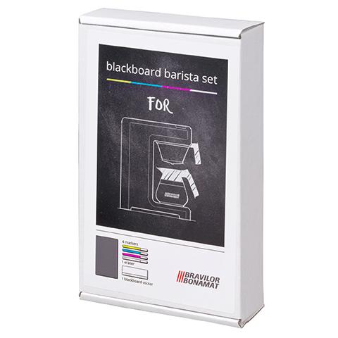 Barista Blackboard Set Other Accessories Accessories