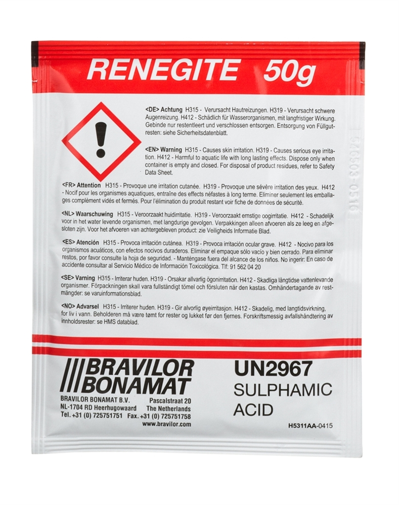 Renegite Descale And Cleaning Products Accessories