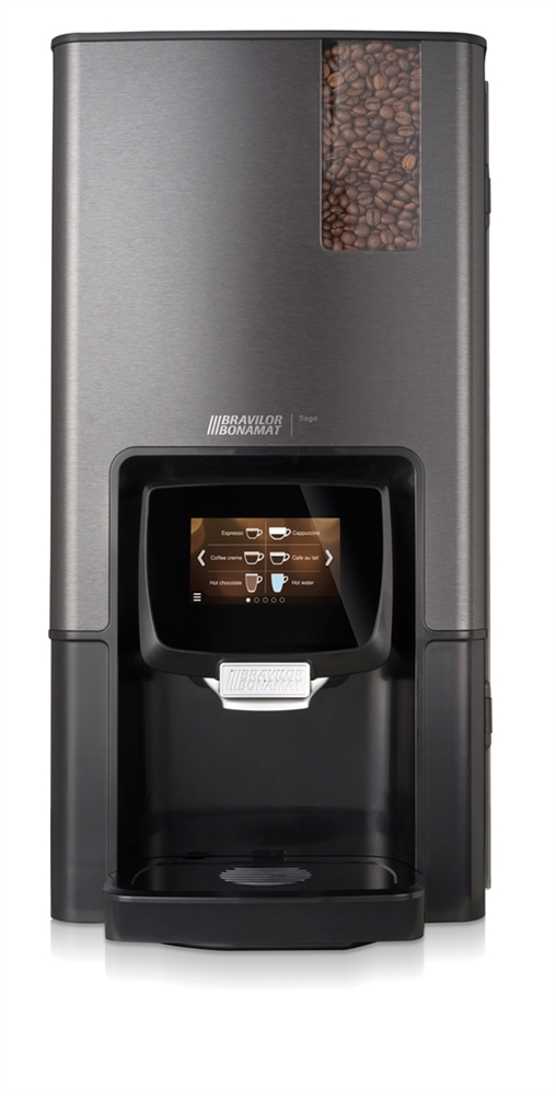 Sego Sego Espresso Machines Bravilor Bonamat