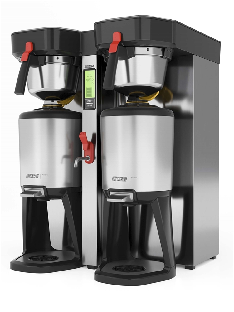 Best Coffee Maker Netherlands : Aurora Twin High Thermal brewers Aurora Thermal brewers Bravilor Bonamat - England