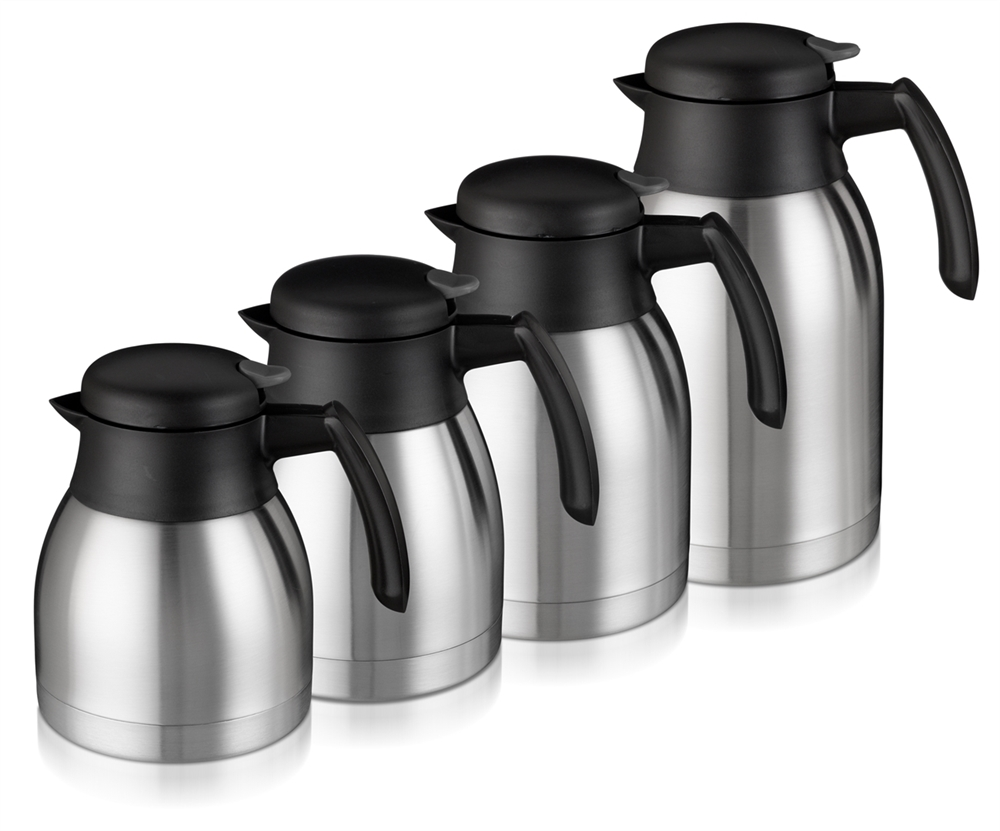 Vacuum flask decanters thermos and airpots accessories
