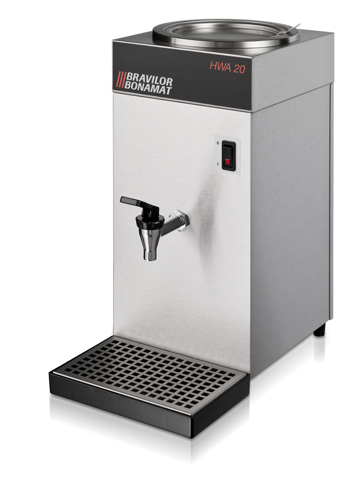 Hwa 20 Hwa Series Hot Water And Milk Bravilor