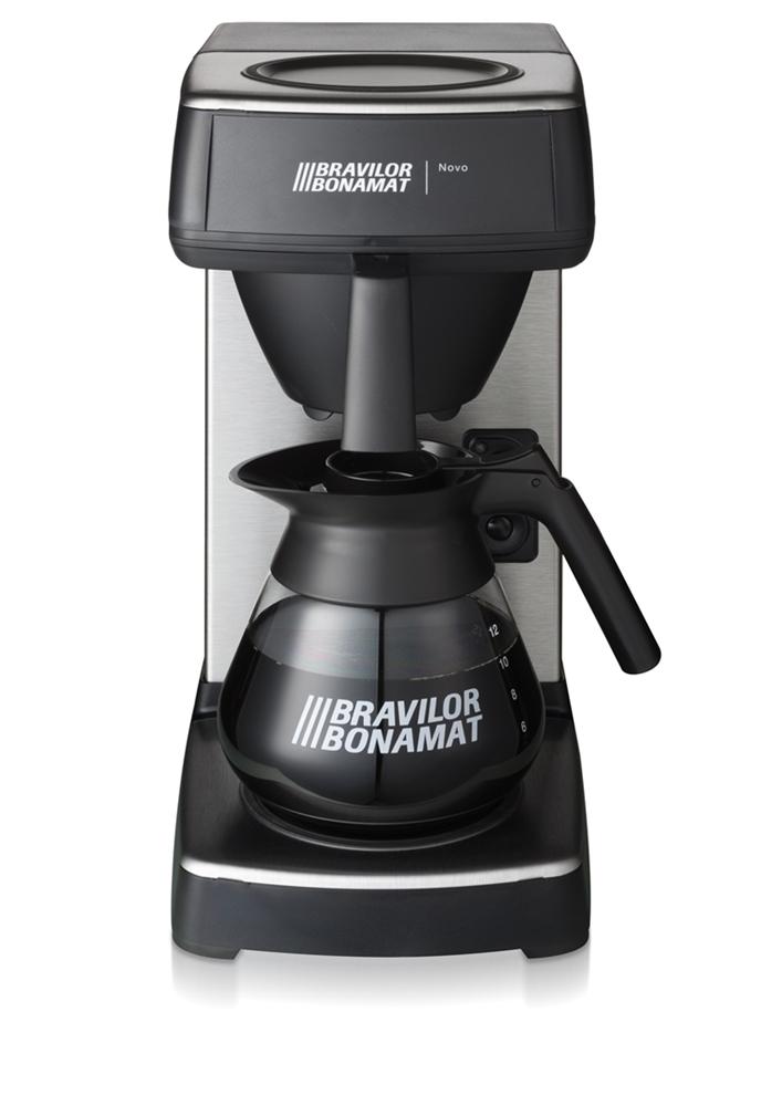 Filter Coffee Machines Quick Novo