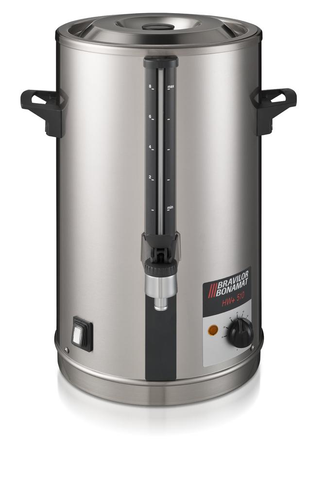 Hw 505 Hw 500 Series Hot Water And Milk Bravilor