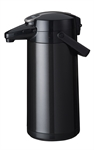 Airpot Furento zwart metallic